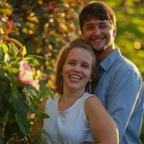Stephanie and Nick H
